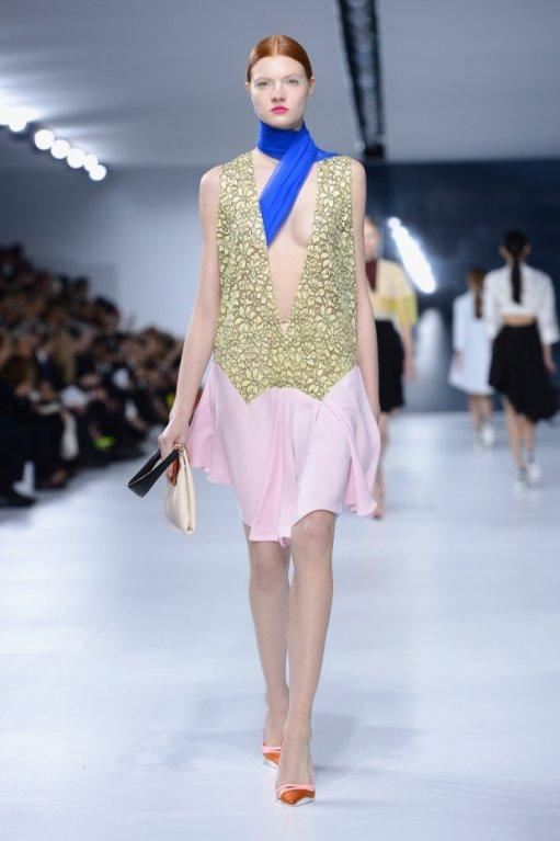 Přehlídka Christian Dior nadchla celebrity