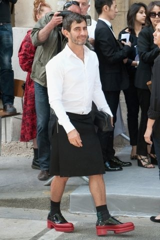 Módní návrhář Marc Jacobs