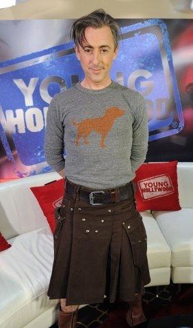 Skotský herec Alan Cumming