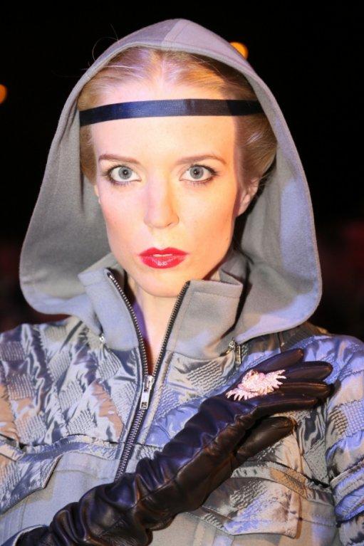 Módní přehlídka návrhářky Beaty Rajské v Karlových Varech