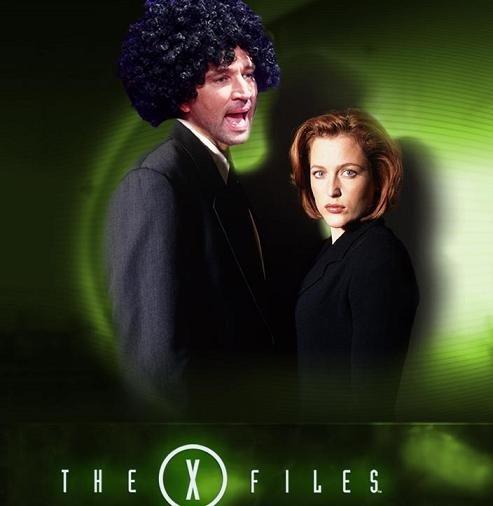 Ondřej Sokol a Dana Scullyová v ohrožení ufonů