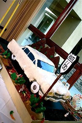 Svatební Cadillac