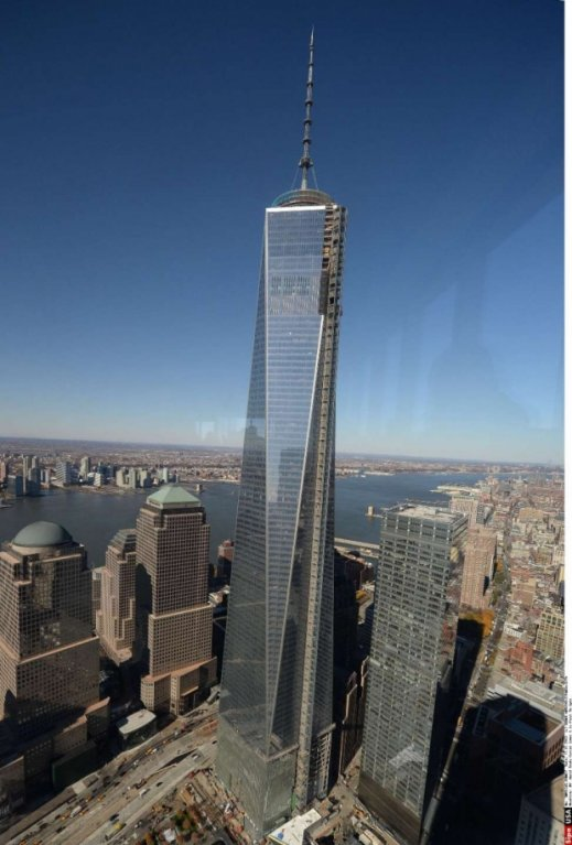 Na místě Dvojčat otevřeli čtvrtou budovu Světového obchodního centra