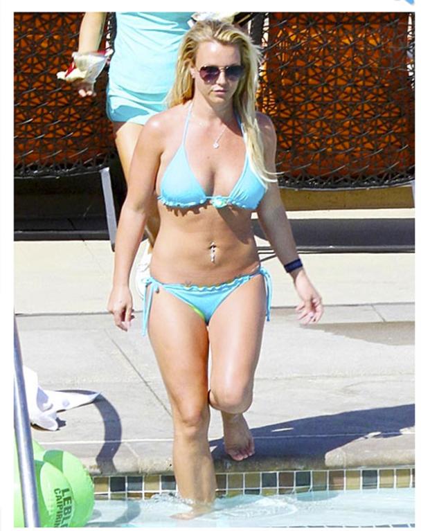 Zpěvačka Britney Spears