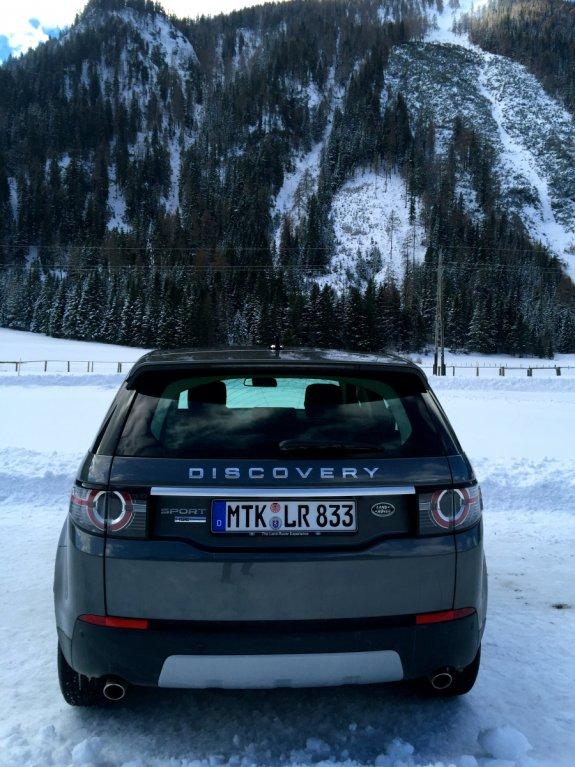 Land Rover Discovery Sport Test - Obrázek 7
