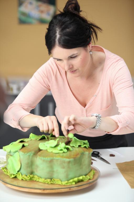 Markéta si se svými dorty umí vyhrát