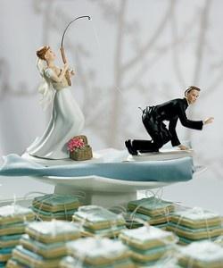 Chyťte si svého ženicha!