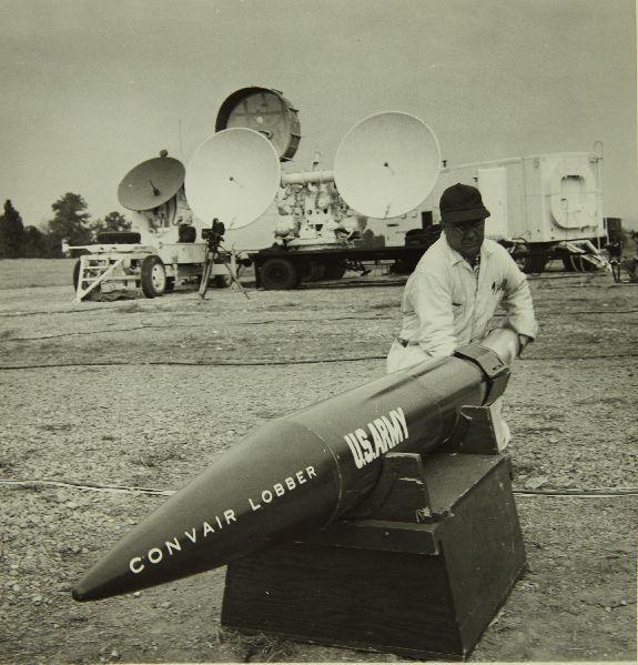 Zásobovací raketa Lobber - Obrázek 4