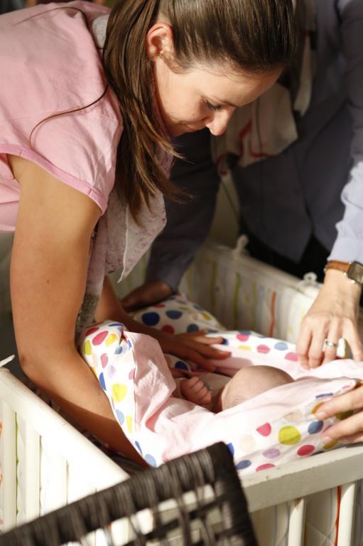 Dcera Marie Míša míří s novorozenou holčičkou domů. Kam to teď je?