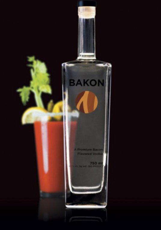 Slaninová vodka by stála za hřích