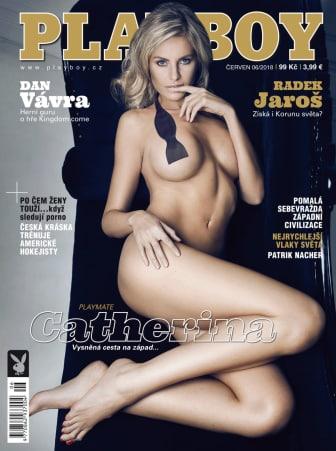 V červnovém čísle Playboye se můžete těšit na:
