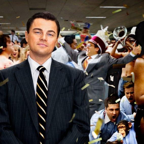 Leonardo DiCaprio a nevydařený převlek
