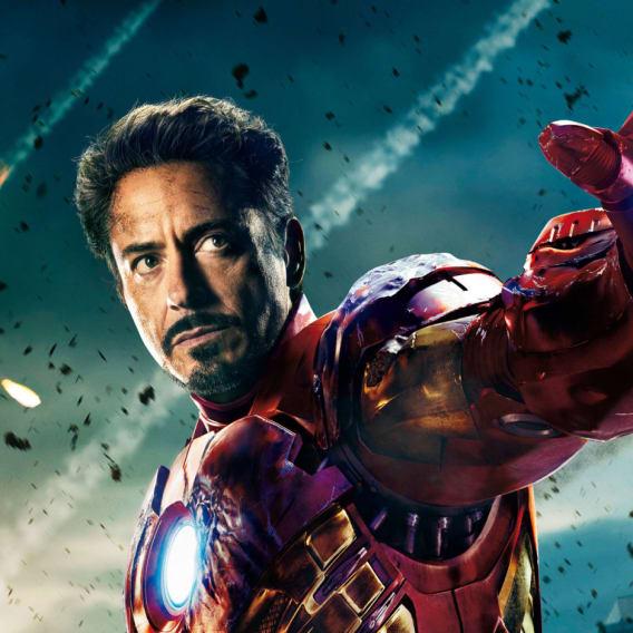 Iron Man zamlada