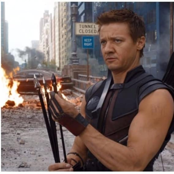 Jeremy Renner přijel do Varů