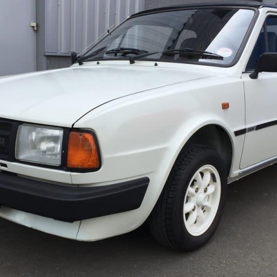 Škoda Rapid 136 Cabrio LUX