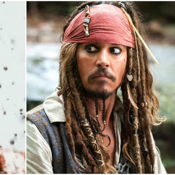 Depp, jak jste ho už dlouho neviděli.