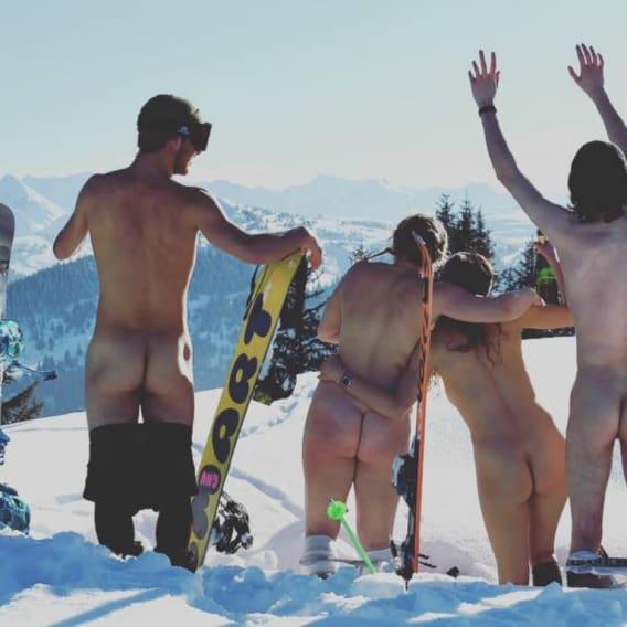 Tohle jsou ty nejlepší nahé Instagramy