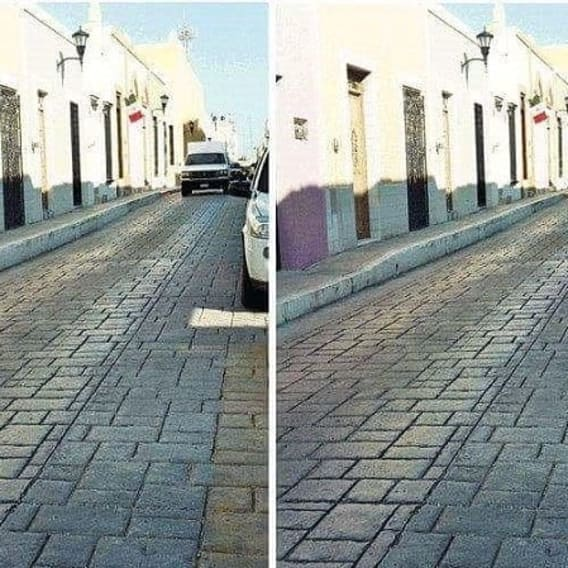 Dvě různé fotografie?