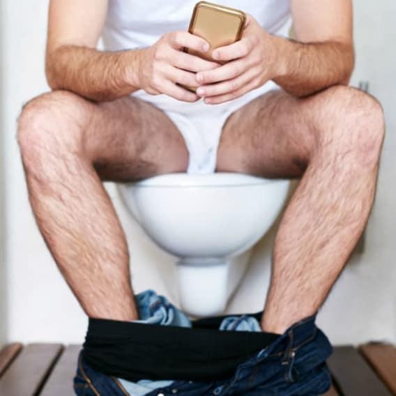 Muž, který nemohl na záchod 1