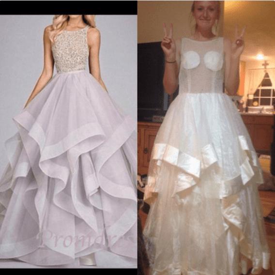 Nejhorší šaty z internetu  1