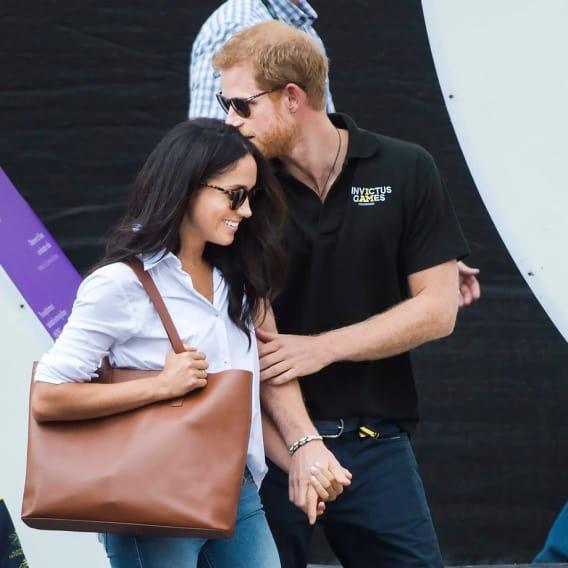 Princ Harry a Megan Markle