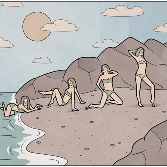 Ilustrace, nad kterými musíte přemýšlet 21