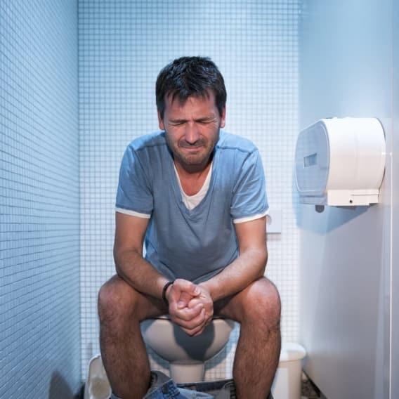 Jak souvisí hubnutí s chozením na záchod? 2