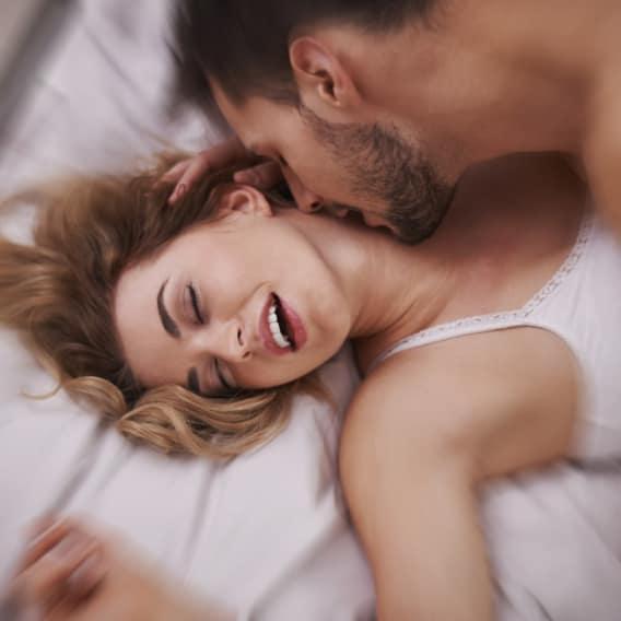Proč ženy při sexu křičí?