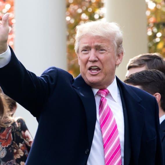 Jaká byla Trumpova noc s pornoherečkou?
