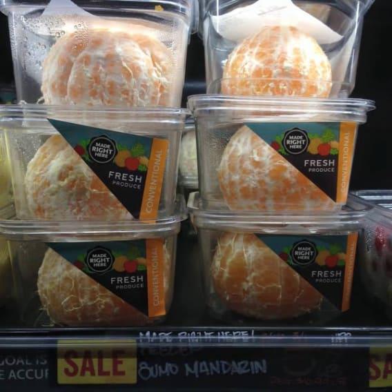 Kéž by tak pomeranče měly přírodní obal, který by chránil jejich dužinu...