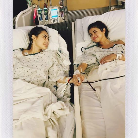Seleně musela před časem darovat kamarádka ledvinu