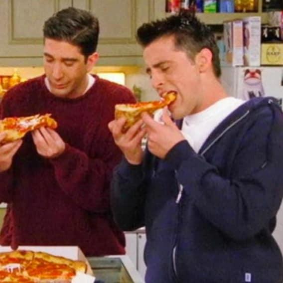 Pizza je život