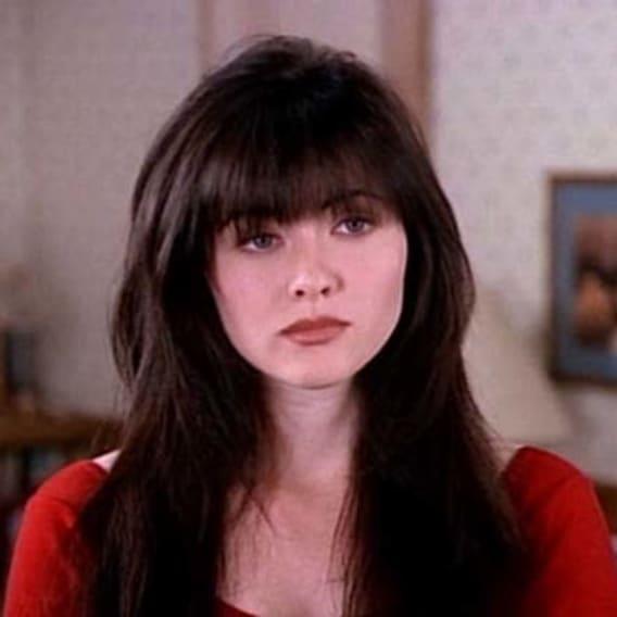 Shannen Doherty jako Brenda Walsh z Beverly Hills 90210