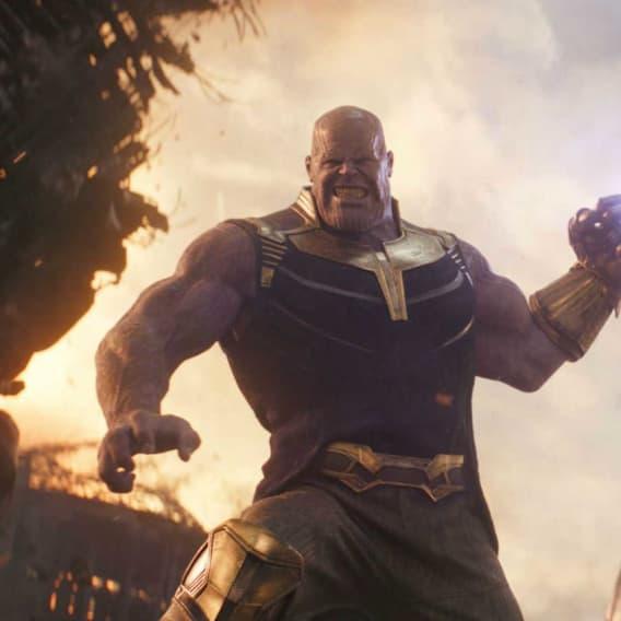 Kolik dá Thanos na benchi? 1