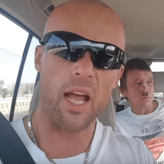 Psychopat Bejr a Majsner v Dubaji 2