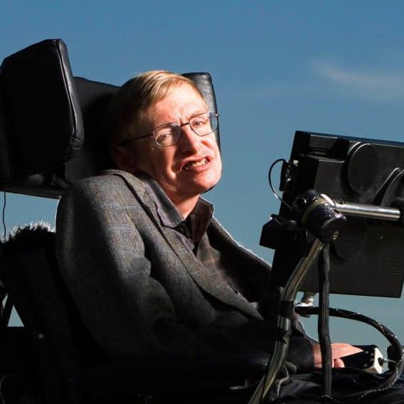 Ve věku 76 let zemřel vědec Stephen Hawking 3