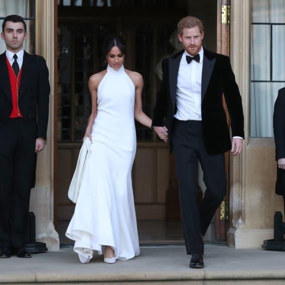 Tenhle vtip na královské svatbě nesměl zaznít 2
