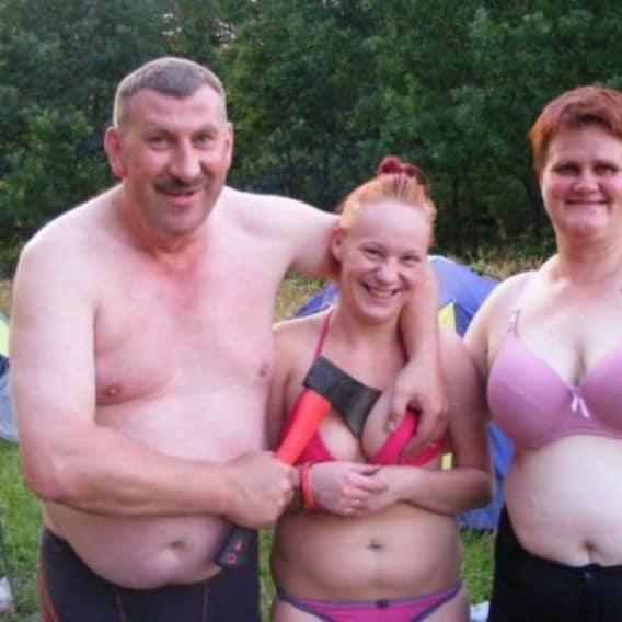 Úchylné rodinné fotky 2