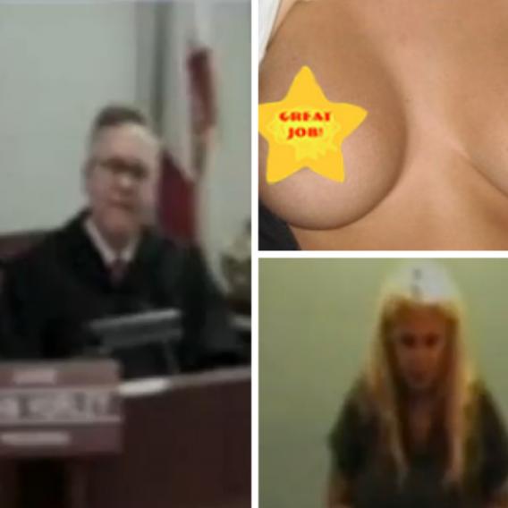 Tohle soudce nečekal...
