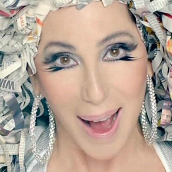 Video VIP zprávy: Poznáte zpěvačku Cher?