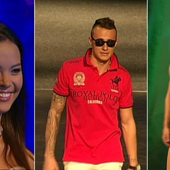 Video VIP zprávy: Fotbalisti si vyzkoušeli nové role - na přehlídce byli za modely!