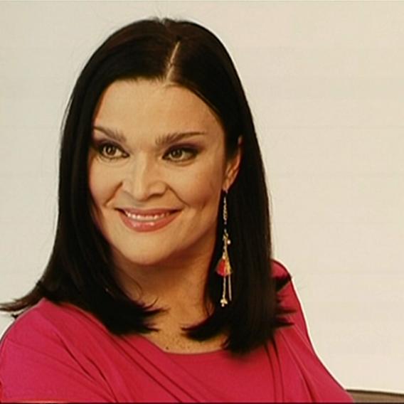 Video VIP zprávy: Mahulena Bočanová už zase bojuje proti rakovině prsu