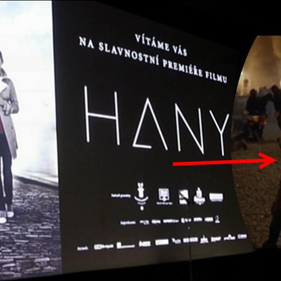 Video VIP zprávy: Film Hany je světový unikát - byl natočený jedním jediným záběrem!