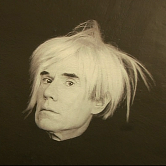 Video VIP zprávy: Andy Warhol byl pěkný poděs