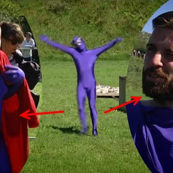 Video VIP zprávy: V seriálu Vinaři už brzo dojde i na divoký tanec. Jenže... kdo se doopravdy skrývá v kostýmu? Režisér seriálu, nebo herec?