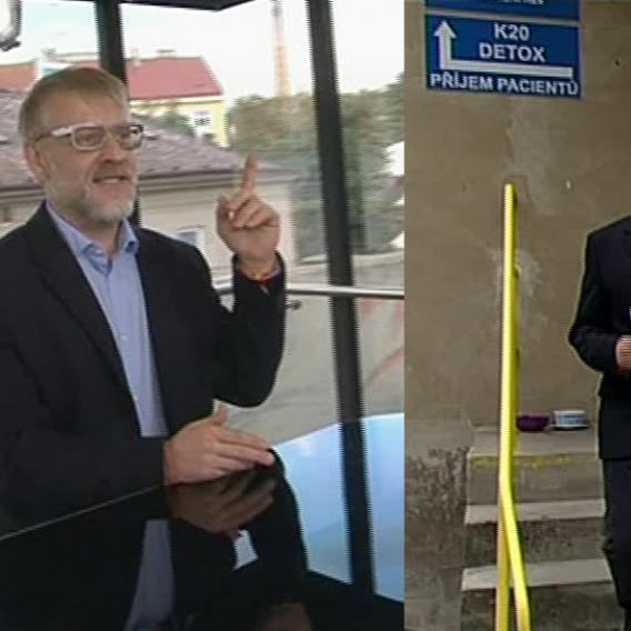 Video VIP zprávy: Spisovatel Josef Formánek se přišel podívat do přenosového kamionu FTV Prima a při té příležitosti uspořádal improvizovanou autogramiádu své nové knihy