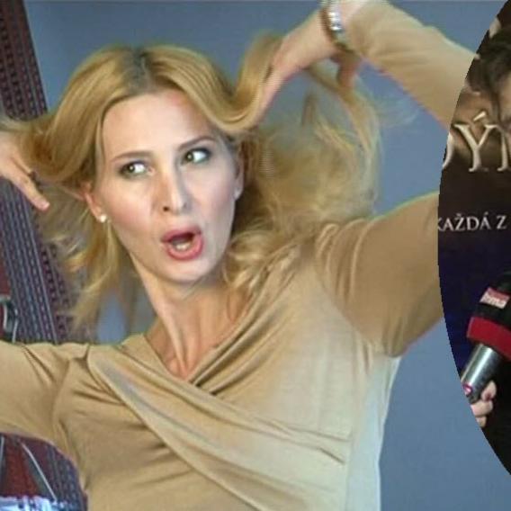 video VIP zprávy: Ivana Gottová si zahraje v muzikálu. Bohužel ji podřežou!