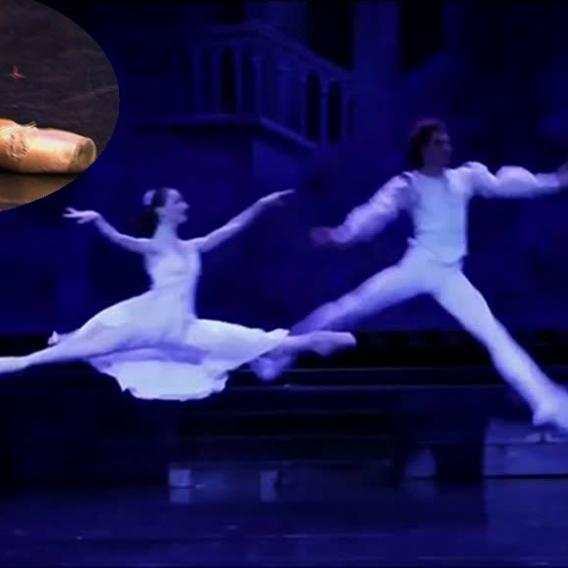 Video VIP zprávy: V divadle jejich tanec působí nádherně a lehce, ale co na všechny ty pirulety a poskoky říkají nohy tanečníků?