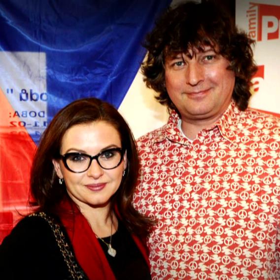 Hudebník Petr Malásek a herečka Dana Morávková mají téměř ukázkové manželství