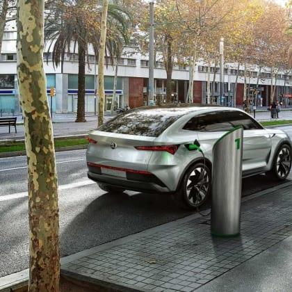 Škoda Auto elektromobilita